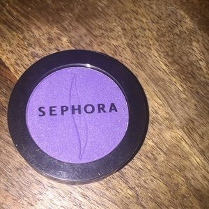 Sephora Purple Luster Matte Shadow